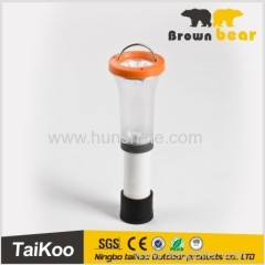 outdoor led camping flash light