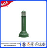 Casting ductile iron and grey iron barrier bollard