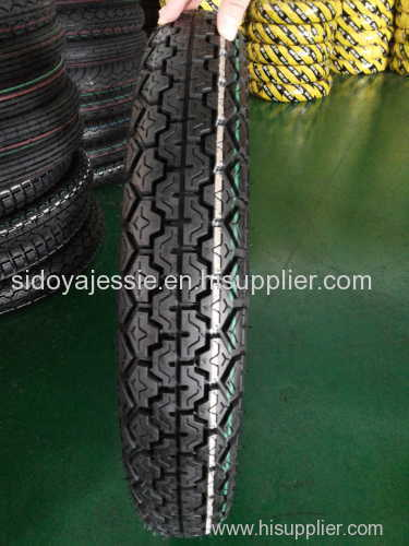 tube type motorcycle tire with high quality 275-17 275-18