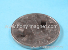 High Quality 10*3 SmCo magnet Disc
