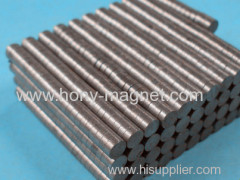 Customized sintered smco magnet/cobalt smco magnet Disc