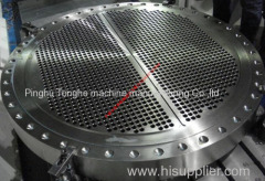 supply With all kinds of flange forgings for pressure vessel
