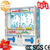 Double gift machine/hot sale Key master prize vending machine gift toy crane claw machine/toy claw catcher arcade game m