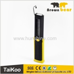 usefully hanging hookled led working lamp with super bright 36+6leds
