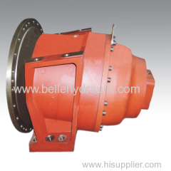 Concrete Mixer Truck Speed reducer P5300 and P7300