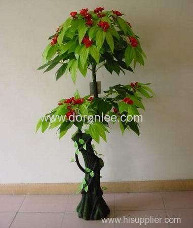 artificial tree artificial plants christmas tree christmas supplies home decoration holiday supplies