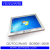 12inch industrial tablet pc with intel D525/2GB memory/32GB SSD/RS232*5/USB*4/LAN*2/VGA
