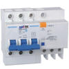 KXM1LE-63 residual current operation miniature circuit breaker MCCB MCB 1P-2P-3P-4P 3A to 63A