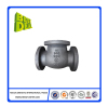 Steel cast cut off valve body casting parts
