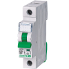 F1 serie miniature circuit breaker with transparent cover overload over current overvoltage and undervoltage protection
