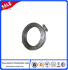 Lost foam cast butterfly valve body casting parts