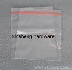 LDPE Waterproof Plastic Ziplock Bag