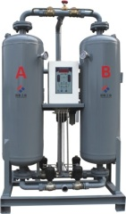 heatless regeberation compressed air dryer