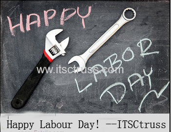 Holidays for the International Labor Day