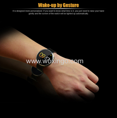 waterproof watch phone sleeping monitor smart watch