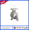 Resin sand stainless iron pump body casting parts manufacturer