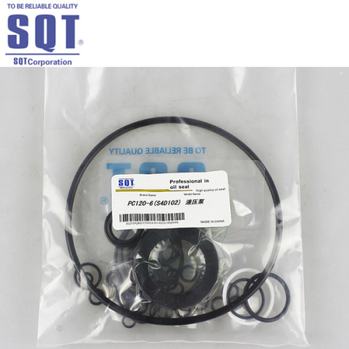 SK120-5 travel motor seals kit