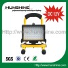 DC 12V 48pcs led flood light rechargeable
