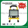 DC 12V 48pcs 5050 smd flood light rechargeable