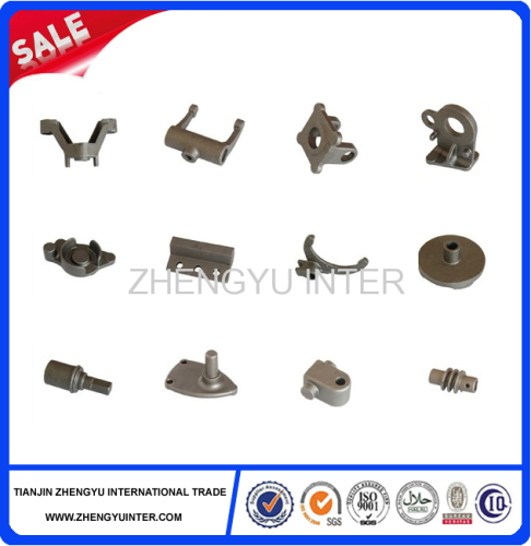 Cast precise machinery parts