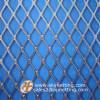 Galvanized expanded iron sheet diamond shape mesh hole 1.2x25m roll size metal screen