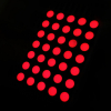 red led dot matrix 5x7
