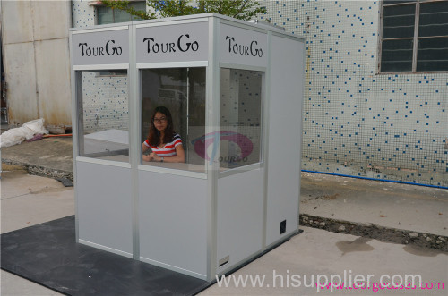 Tourgo Light Weight Mobile Interpreter Booth for Sale