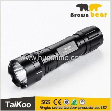 hot sale 1w led flashlight with usb charger