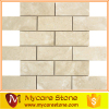 New arrival crema marfil mosaic tile for hotel
