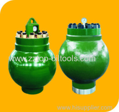 Pulsation Dampener Mud pump part