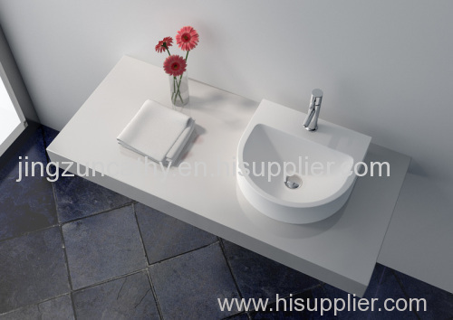 artificial stone bathtub JZ9007