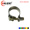 High Performance zinc plated 65Mn carbon steel spring clamp