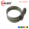 "1X 4"" 102mm Silicone Hose T-Bolt Clamp 4.25""-4.57"" 301 Stainless Steel"