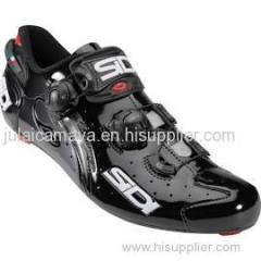 Sidi Wire Vent Carbon Men's Road Cycling Shoe 2014 Black 45