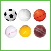 Popular Factory Wholesale PU Squeeze Toys Anti Stress Ball