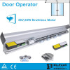 Automatic Sliding Door Opening Mechanism