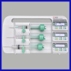 Triple Channel Syringe Pump