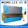 5m long worktable CE certificate hydraulic CNC press brake