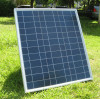 300w anti-reflective poly solar panel