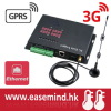 3G Temperature Humidity Ethernet Monitoring System