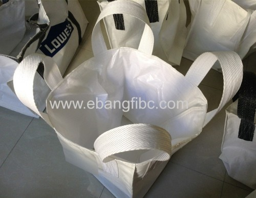 cement bitumen pebble building material big bag jumbo bag FIBC