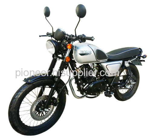 125cc cafe recer motorcycle