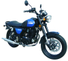 250cc cafe recer motorcycle