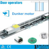 Automatic Glass Door With Panasonic Brushless Motor