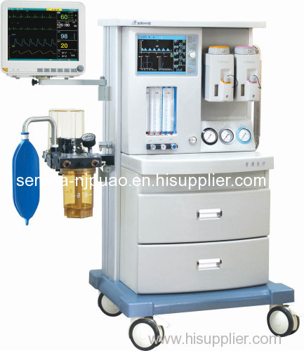 Hotselling New Design High-end CE Approved Medical Anesthesia Machine JINLING-850