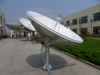 Newstar C/ Ku band satellite antenna 240cm
