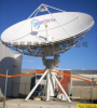 Newstar satellite communication antenna