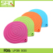 High quality silicone round mat