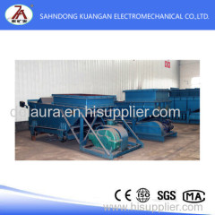 Oversea sale K-type reciprocating coal feeder