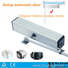 Automatic Swing Door System With Bedis Control Switch